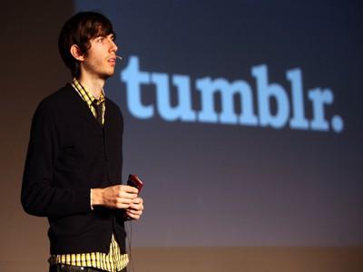 David Karp Brain Tumbled on Tumblr With 800 Million Art Project