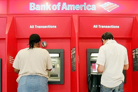 bank of America activate credit card