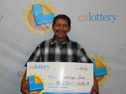 ca lottery 2nd chance