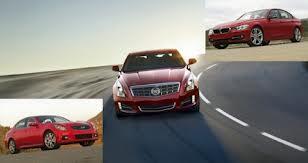 Cars Tests Vs Sport Sedan