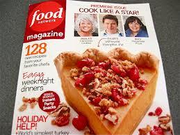 Get Food Network Magazine Online