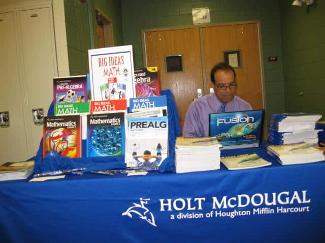 Signing Up At Holt Mc Dougal Online