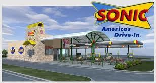 The Super Sonic Way Of The Talk To Sonic Drive In Corp.