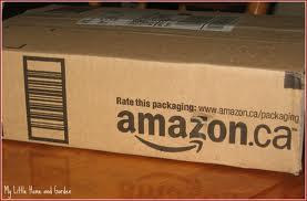 Access Amazon Canada To Buy Children's Book