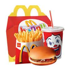 Log In To Get Happy Meal 150 Points Online