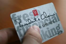Access President's Choice Financial Credit Card Online Application