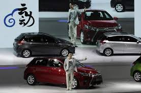 From Year Ago, Rise In China's Auto Sales Up To 13% In The Month Of April