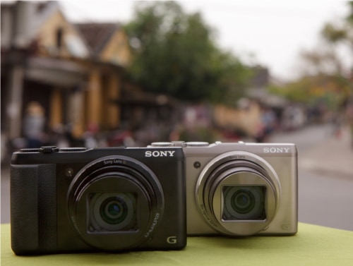 The Cyber-Shot HX50V By Sony-All About Shooting For Enthusiasts