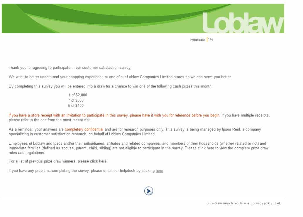 Take In Lob Law Survey To Win Cash Prizes