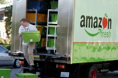 Big Expansion Associated With Online Business Of Grocery Planned By Amazon