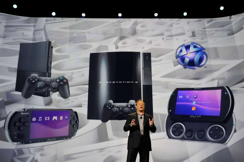 Upper hand Retained By Sony In LA At E3 Expo Of Games