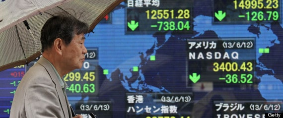 Japanese Stocks Turned Bearish With Strengthening Of Yen