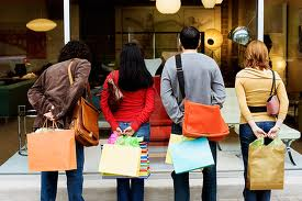 The 1st Time That The Consumer Spending In US Fell In One Year