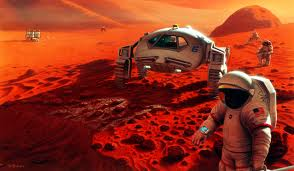 Europe Preparing To Search The Life Over Planet Mars