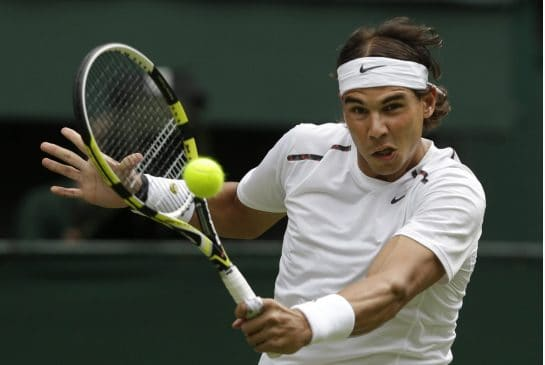 Rafael Nadal Leaves Wimbledon After The Surprise Defeat By Steve Darcis
