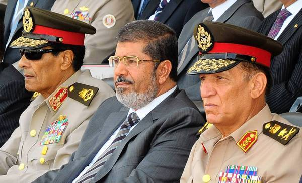 Morsi, Egypt President Warns Of 'Confusion', The Ultimatum By Army