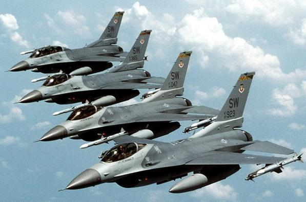 Egypt Unrest: Delivery Of The F-16 Jets Delayed By US