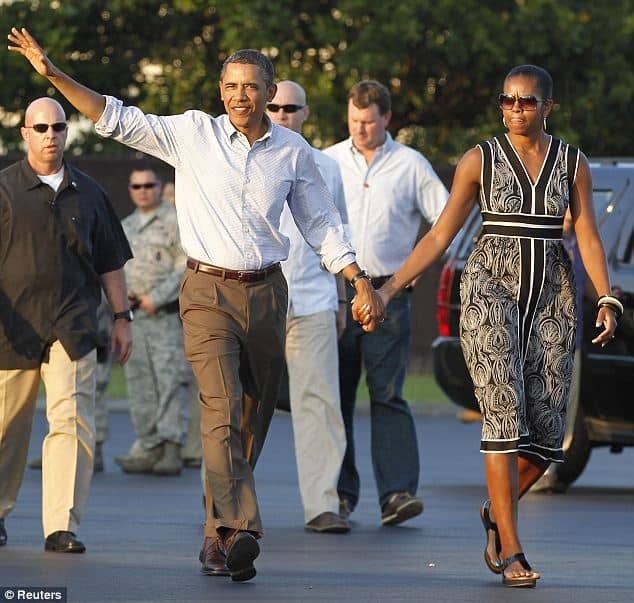 Obama Packing For Vineyard Lavish Vacation In A House Of $7.6 Million