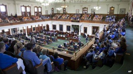 Bill Banning Twenty-Week Abortion Passed By Texas Senate