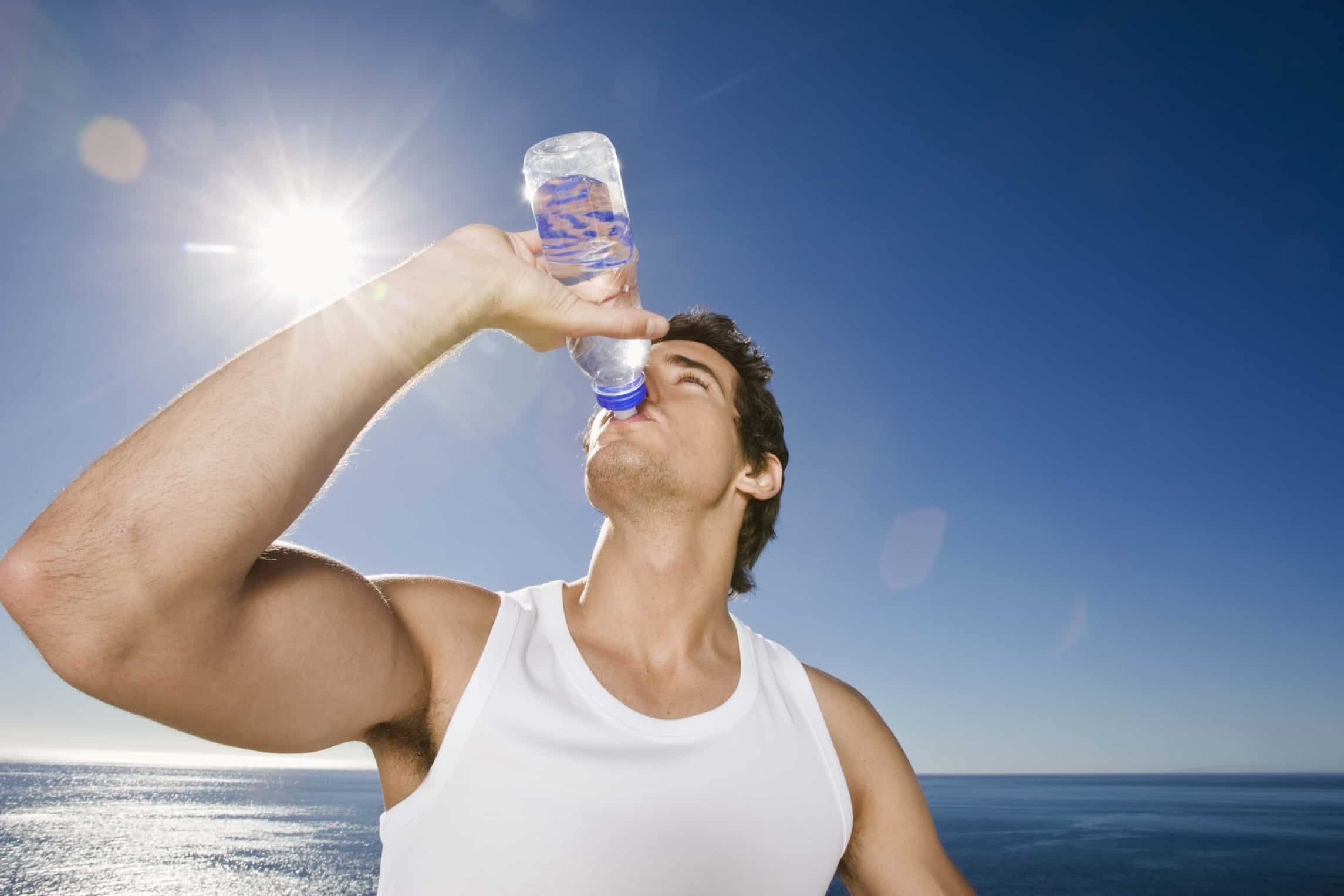 Much Water Consumption Enhances Weight Loss