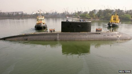 Blast Of India Submarine: Lives Lost At Mumbai Port