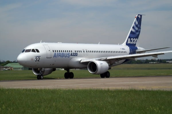 China Orders For A320 Aircraft To Airbus