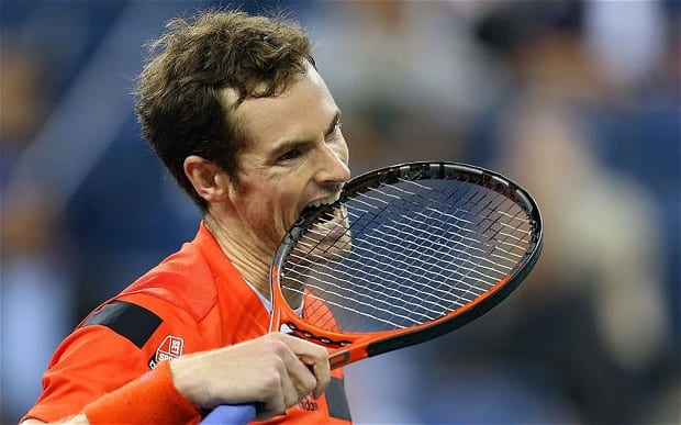 Stanislas Wawrinka Beats Andy Murray At The US Open
