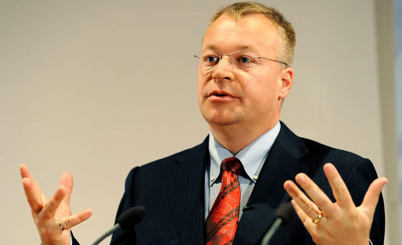 Leave To Join : Stephen Elop Ex Nokia CEO Paid $25 Million