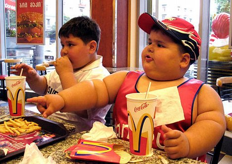 Fast Food Is Actual Reason Behind Asthma & Eczema From Childhood