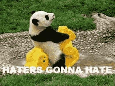 Don't do hassale panda memes