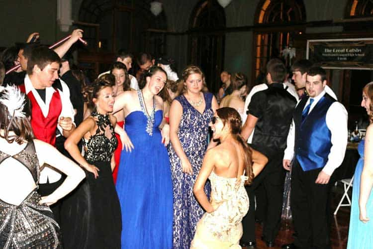This Young Lady Was Kicked Out of Prom After Being Caught Short