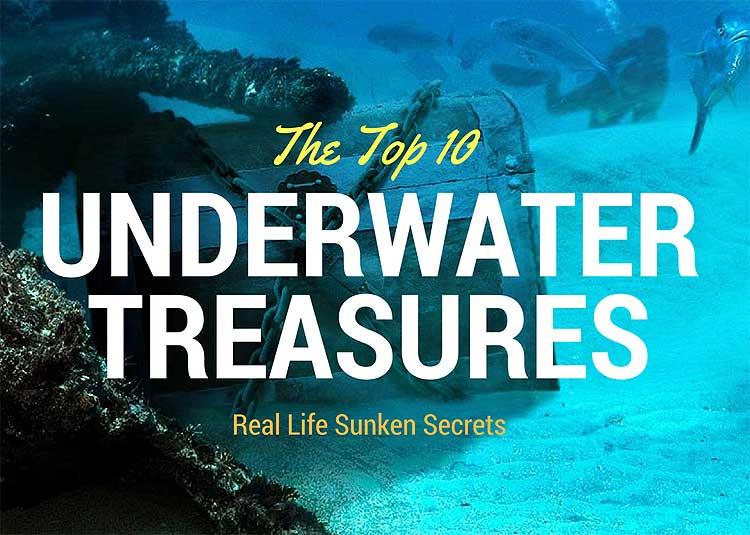 Real life sunken secrets