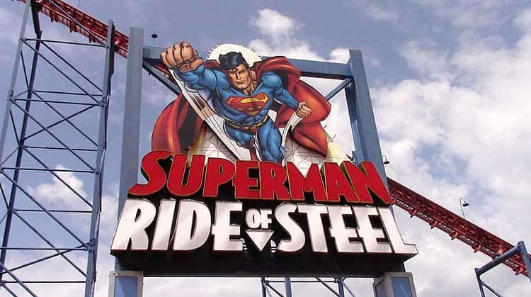 Superman : Ride of Steel