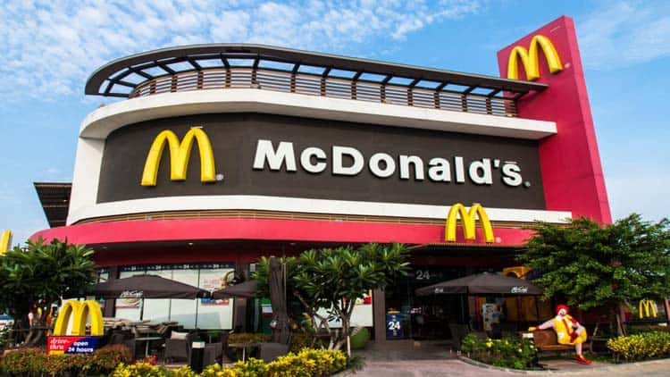 Order Mcdonalds online and you don't need to travel here =- Mcdonalds ID Login
