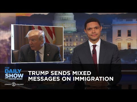 Trump Administration Issues Mixed Messages on Immigration Policy