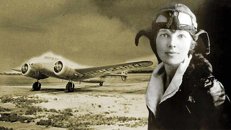 The Real Secret Reason That Amelia Earhart is so Famous