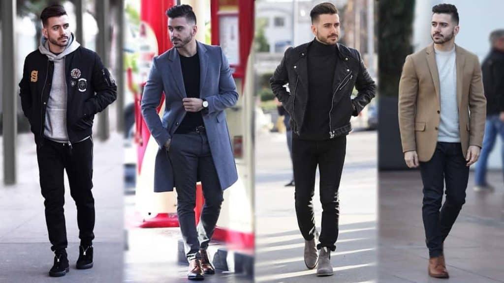 The Warmest Mens Fashion Jackets that Still Look Trendy