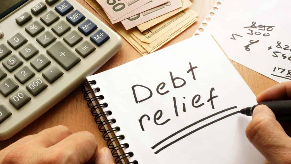 Dig Yourself out of the Hole - 5 Proven Debt Relief Options