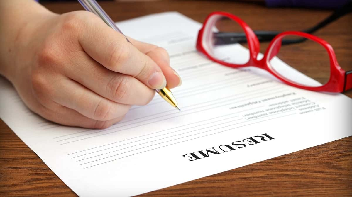 How To Write A Resume For A Career In The Rail Industry