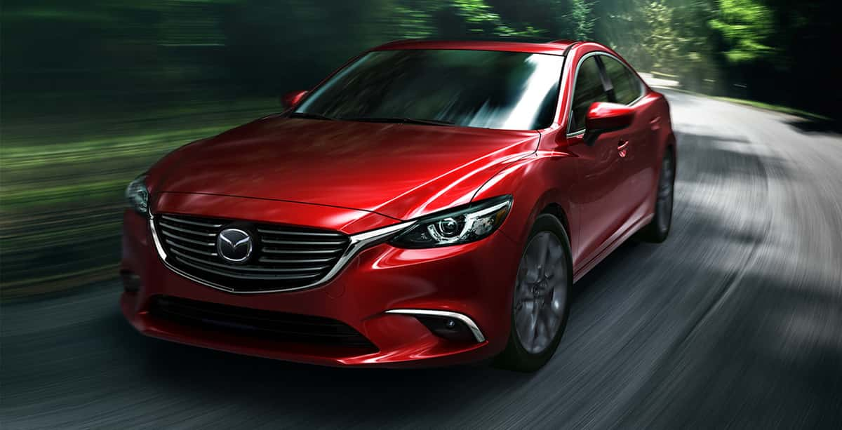 Fall Is The Hottest Time To Get the Best Deal on A New Mazda