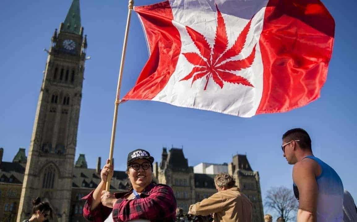 Canada's marijuana legalization strains U.S.-Canada tourism