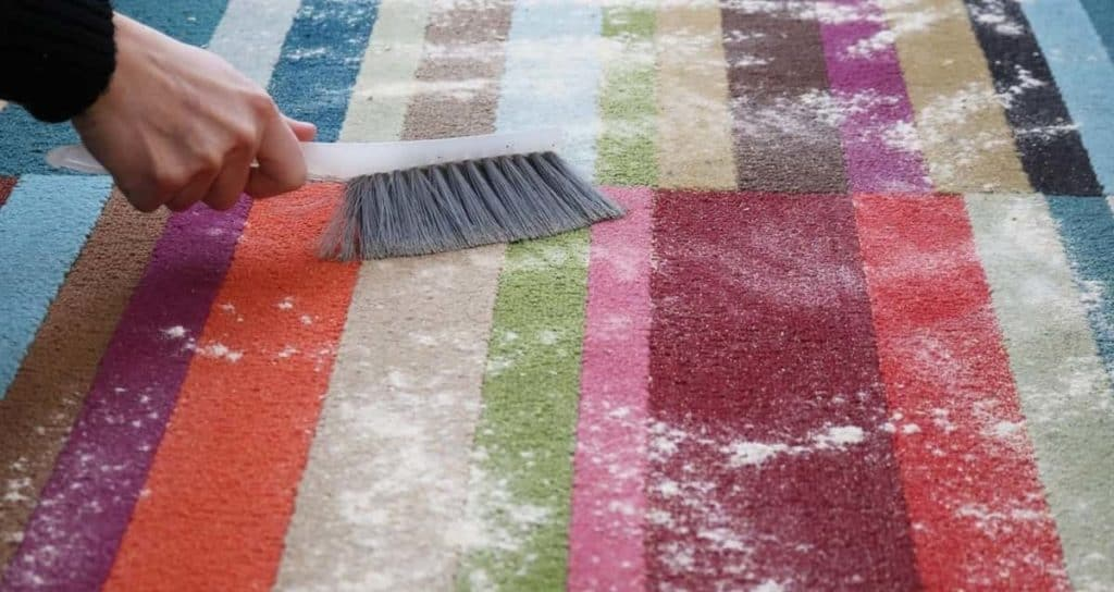 Homemade Powder Carpet Cleaner - Keep Your Carpet Odor Free