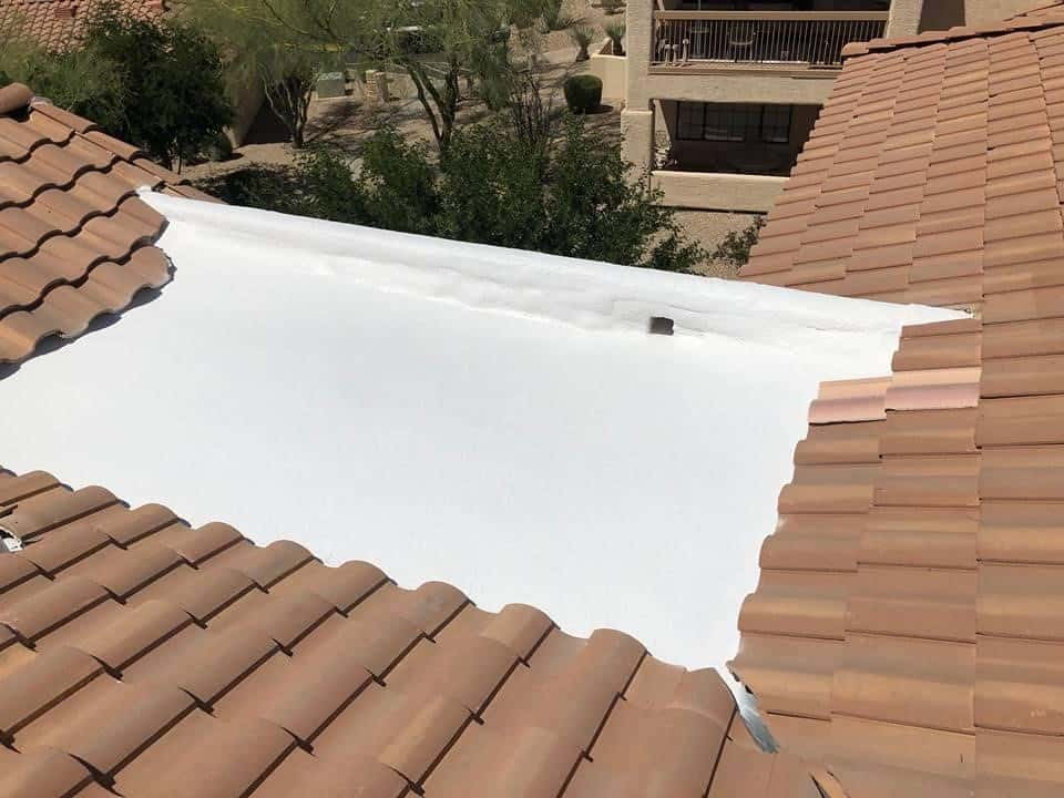 What is a Foam Roof? - Saving Energy By Up to 30%