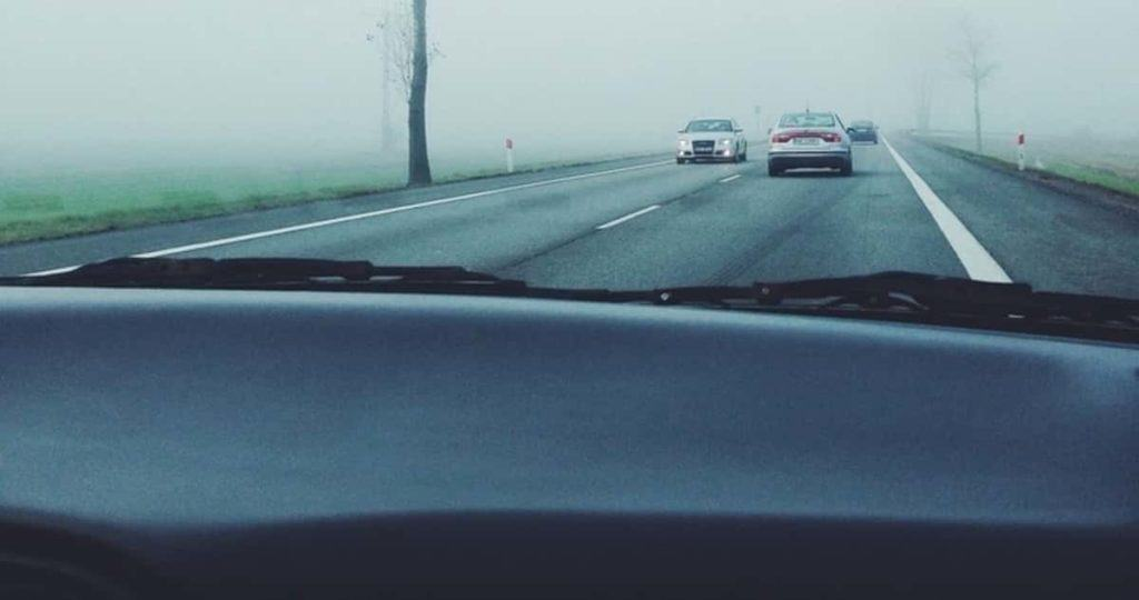 High or Low Beams: Driving In the Fog