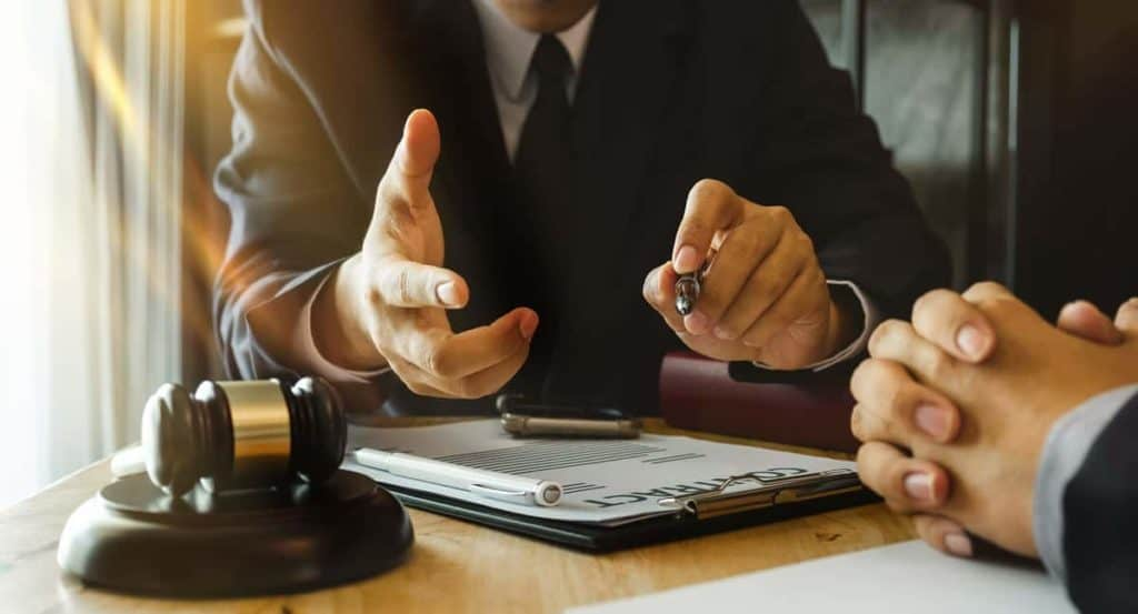 Going through a pre-hiring procedure helps to ascertain which litigation attorney is right for you