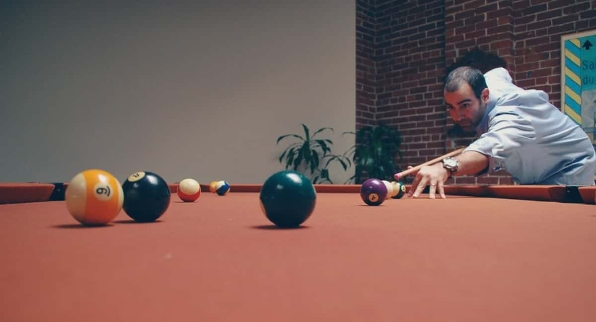 Hit the Pool: 8 Reasons Your Office Needs a Pool Table