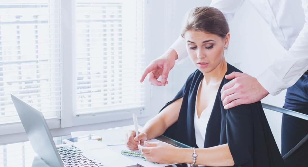 What Constitutes as Sexual Harassment in the Workplace?
