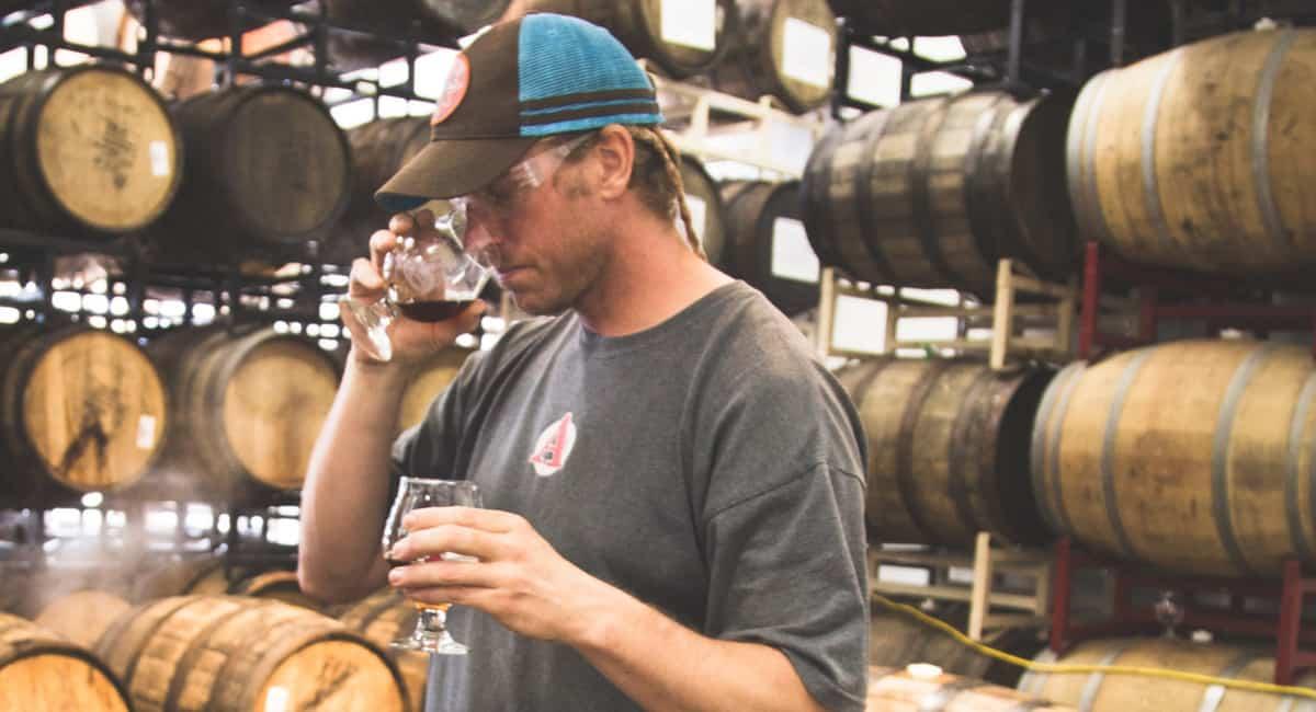 Beer Barrel Samples: Sensory, Attenuation, Temperature, And Ph
