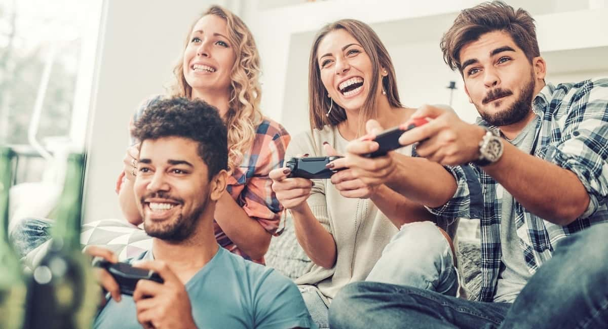 5 Surprising Benefits of Playing Video Games