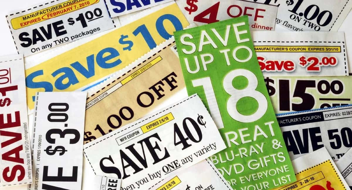 Coupons- An important piece of paper for shopping